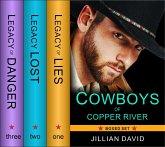 Cowboys of Copper River Boxed Set, Books 1 - 3 (eBook, ePUB)