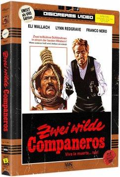 Zwei wilde Companeros Limited VHS Edition