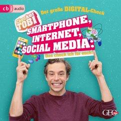 Checker Tobi - Der große Digital-Check: Smartphone, Internet, Social Media – Das check ich für euch! (MP3-Download) - Eisenbeiß, Gregor