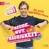 Checker Tobi - Der große Gefühle-Check: Freude, Wut, Traurigkeit – Das check ich für euch! (MP3-Download)