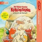 Der kleine Drache Kokosnuss erforscht die Steinzeit / Der kleine Drache Kokosnuss - Alles klar! Bd.7 (MP3-Download)