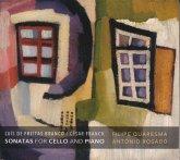 L.Freitas Branco/C.Franck: Sonatas For Cello A