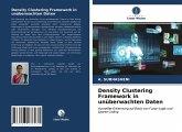 Density Clustering Framework in unüberwachten Daten