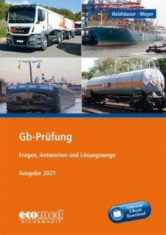 Gb-Prüfung inklusive E-Book - Holzhäuser, Jörg;Meyer, Irena