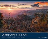 Landschaft im Licht 2022 - Bild-Kalender - Poster-Kalender - 60x50