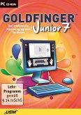 Goldfinger Junior 7, Tipp-Lernprogramm.Tipptrainer
