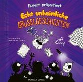 Echt unheimliche Gruselgeschichten / Ruperts Tagebuch Bd.3 (2 Audio-CDs)