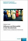 Differenz und Normalität in der Grundschule (eBook, PDF)