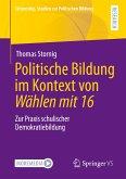 Politische Bildung im Kontext von Wählen mit 16