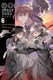 Bungo Stray Dogs, Vol. 6 (light novel)