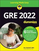 GRE 2022 For Dummies