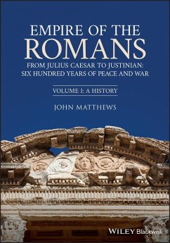 Empire of the Romans (eBook, PDF) - Matthews, John