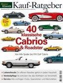 Motor Klassik Kaufratgeber - 40 klassische Cabrios & Roadster (Mängelexemplar)