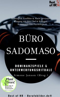 Büro-SadoMaso - Dominanzspiele & Unterwerfungsrituale (eBook, ePUB) - Janson, Simone