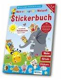 Stickerspaßbuch - KiTa und Kindergarten