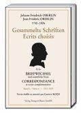 Johann Friedrich Oberlin 1740-1826 Gesammelte Schriften