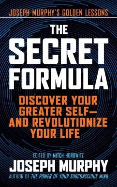 The Secret Formula (eBook, ePUB) - Murphy, Joseph