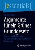 Argumente für ein Grünes Grundgesetz (eBook, PDF)