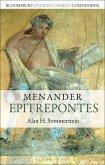 Menander: Epitrepontes (eBook, PDF)