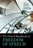The Oxford Handbook of Freedom of Speech (eBook, ePUB)