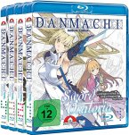 DanMachi - Sword Oratoria - Collector's Edition - Gesamtausgabe - Bundle - Vol.1-4