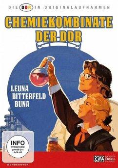 Die DDR In Originalaufnahmen-Chemiekombinate - Ddr In Originalaufnahmen,Die