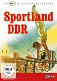 Die DDR In Originalaufnahmen - Sportland DDR