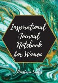 Inspirational Workbook for Women: Inspirational Quote Notebook to write in for Women and Girls with Daily Motivation and Exercises for Growth