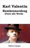 Rembremerdeng (eBook, ePUB)