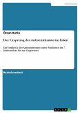 Der Ursprung des Antisemitismus im Islam (eBook, PDF)