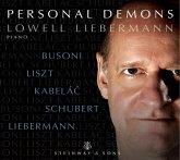 Personal Demons-Werke Für Piano Solo