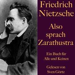 Friedrich Nietzsche: Also sprach Zarathustra. Ein Buch für Alle und Keinen (MP3-Download) - Nietzsche, Friedrich