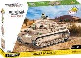 COBI 2546 - Panzerkampfwagen IV AUSF. WWII, 559 Bauteile 2 Figuren