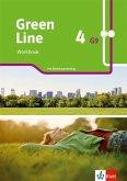 Green Line 4 G9. Workbook mit Audios Klasse 8