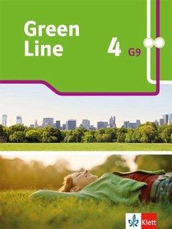 Green Line 4 G9. Schulbuch. Flexibler Einband Klasse 8