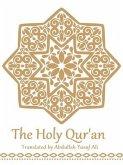 The Holy Qur'an (eBook, ePUB)