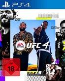 EA SPORTS UFC 4 (Playstation 4)