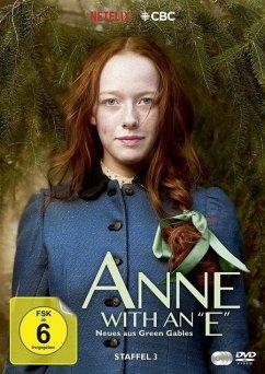 Anne with an E - Neues aus Green Gables - Staffel 3 DVD-Box - Mcnulty,Amybeth/Jade Zumann,Lucas/Bela,Dalila