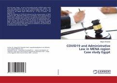COVID19 and Administrative Law in MENA region Case study Egypt