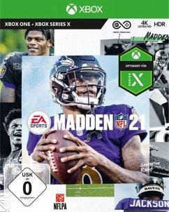 Madden 21 (Xbox One/XBox Series X)