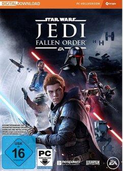 Star Wars Jedi: Fallen Order (Code In A Box)