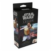 Asmodee FFGD4672 - Star Wars Legion, Lando Calrissian, Strategie und Taktikspiel, Erweiterung