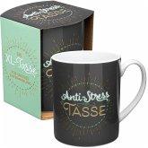 """XL-Tasse für große Entspannung""""Anti-Stress Tasse"""""""