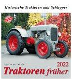 Traktoren früher 2022