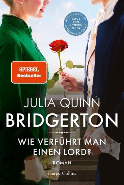 Buch-Reihe Bridgerton von Julia Quinn