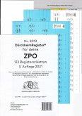 DürckheimRegister® ZPO-THOMAS-PUTZO-2. Staatsexamen 2021