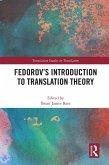 Fedorov's Introduction to Translation Theory (eBook, PDF)
