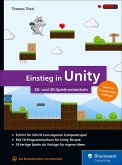 Einstieg in Unity (eBook, ePUB)