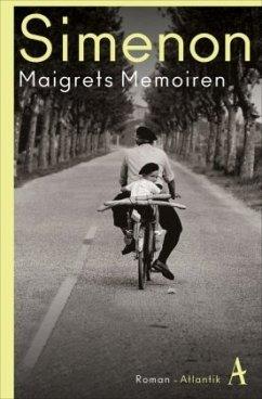 Maigrets Memoiren / Kommissar Maigret Bd.35 (Mängelexemplar) - Simenon, Georges