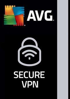 AVG Secure VPN (5 Geräte / 1 Jahr) (Download für Windows)